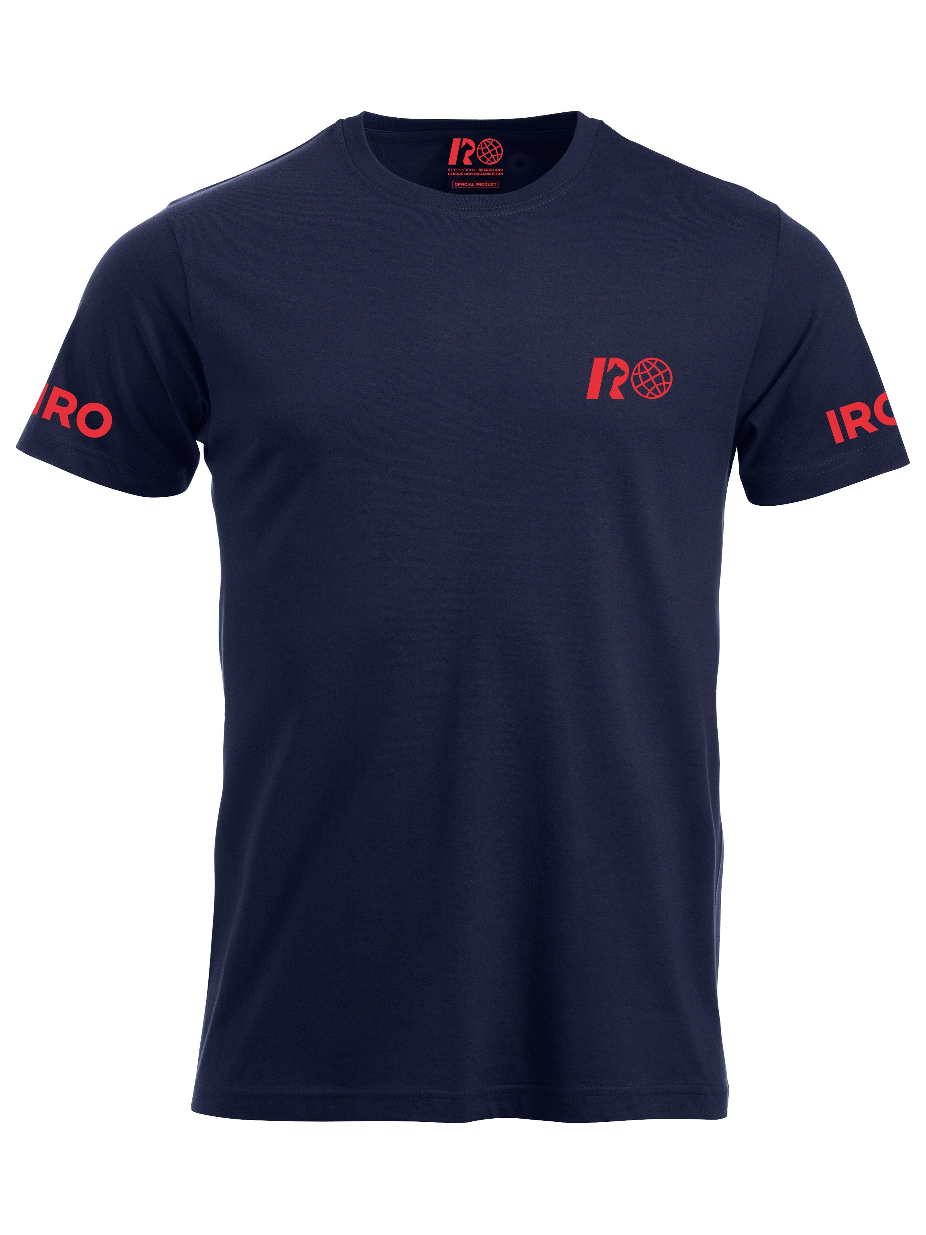 IRO T-Shirt blue Men